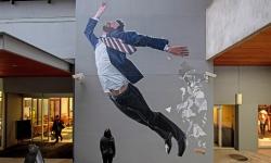 Bath Lane Street Art