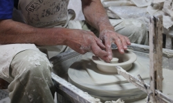Bendigo Pottery 1