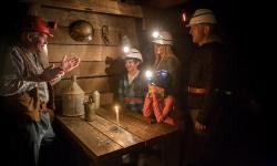 Central Deborah Gold Mine Experience Tour