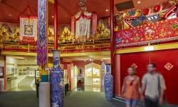 Golden Dragon Museum Internal
